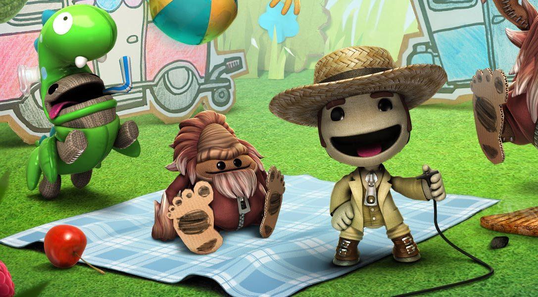 Svelati nel dettaglio gli extra per il pre-ordine di LittleBigPlanet 3