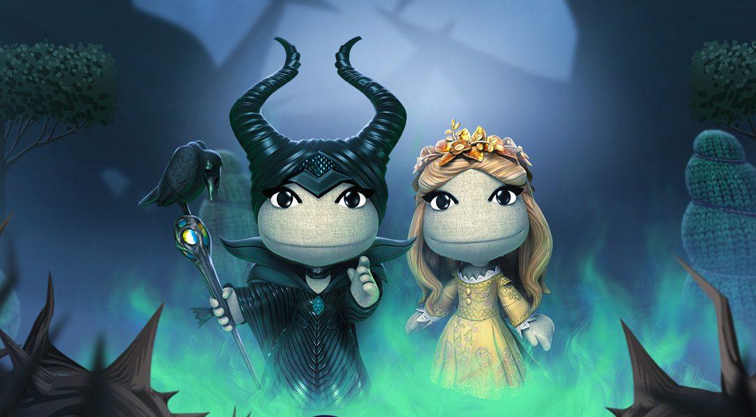 Aggiornamento LittleBigPlanet: arriva il nuovo contenuto scaricabile di Disney's Maleficent