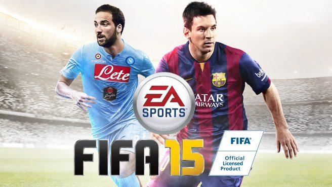 FIFA 15 e PlayStation 4 ad un prezzo incredibile!