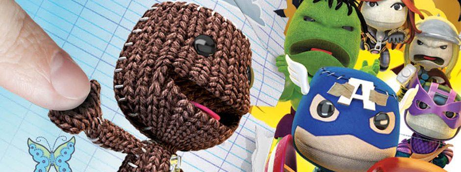 LittleBigPlanet PlayStation Vita Marvel Super Hero Edition uscirà a novembre