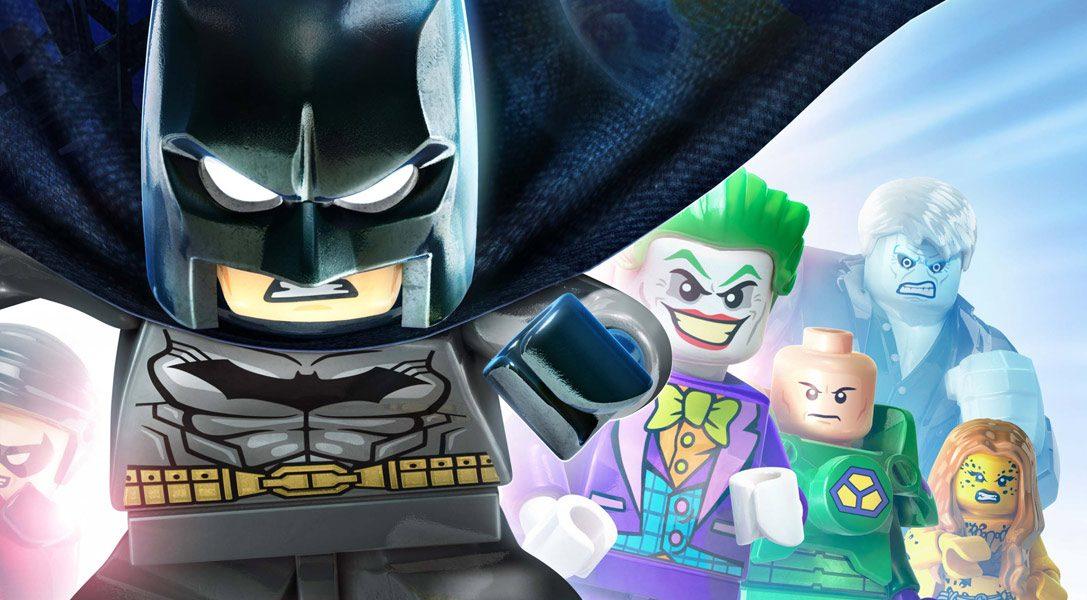Lego Batman 3: Beyond Gotham – Il DLC 'Batman of the Future'