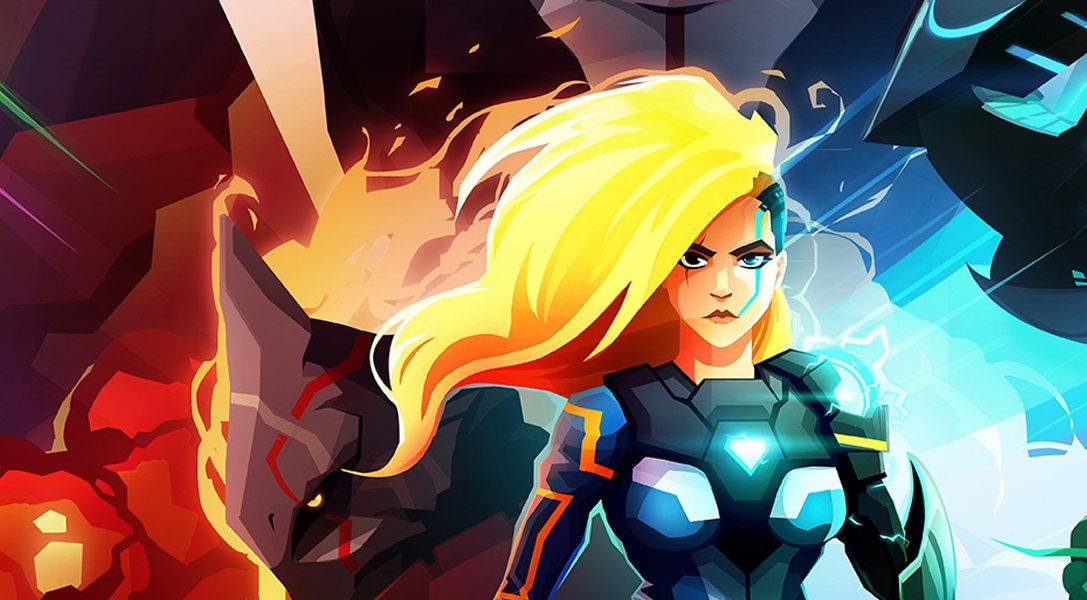 Duplice sfida, il nuovo DLC di Velocity 2X arriva questa settimana su PS Store