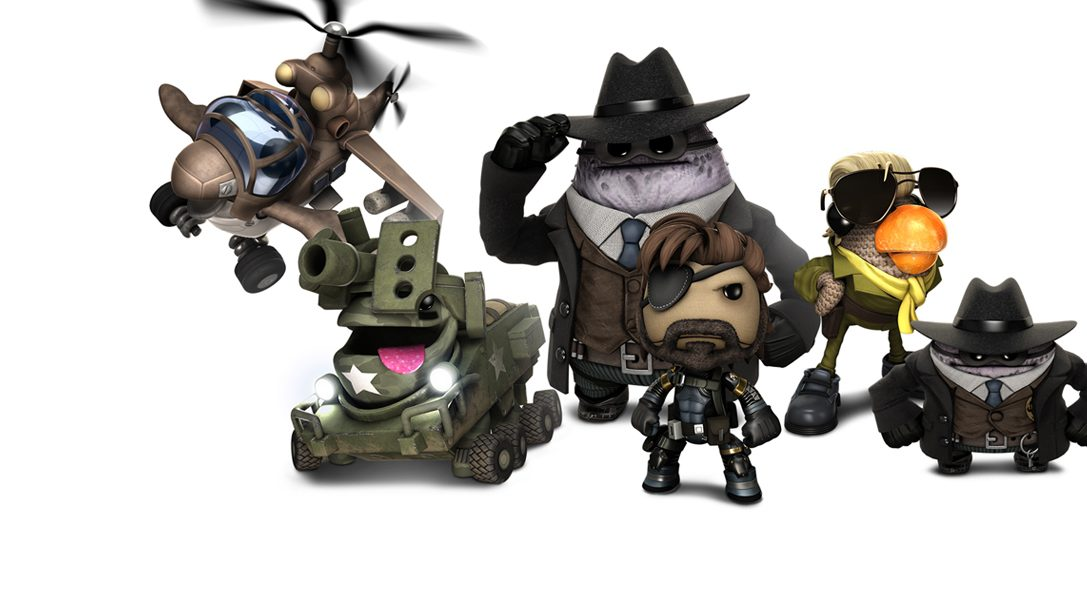 Metal Gear Solid: Ground Zeroes and The Order: 1886 su LBP3!
