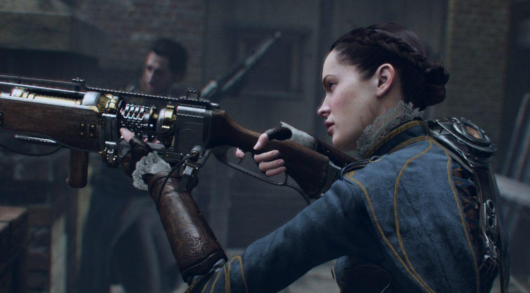 Il nuovo video di The Order: 1886 sulle armi e sui combattimenti