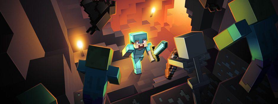 Minecraft PS4 Edition – La versione su disco in arrivo il 3 ottobre