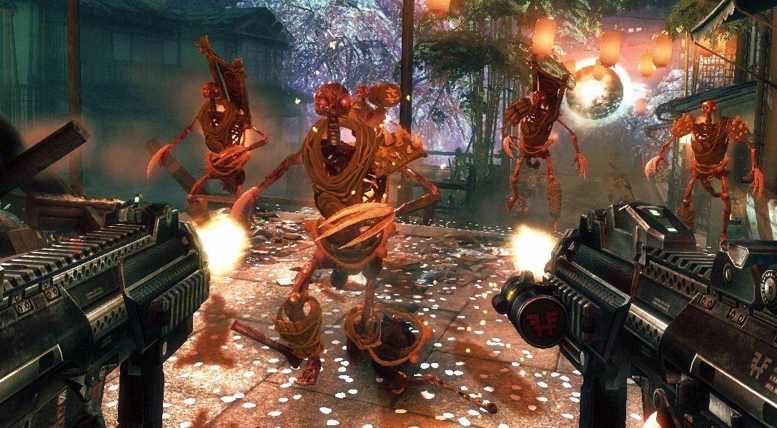 Date un'occhiata al nuovo trailer della riedizione per PS4 dello sparatutto Shadow Warrior