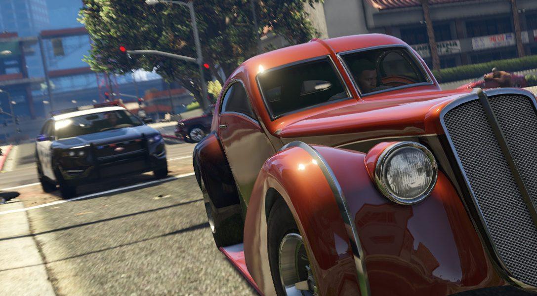 Grand Theft Auto V – Data di uscita su PS4 e dettagli sul preorder