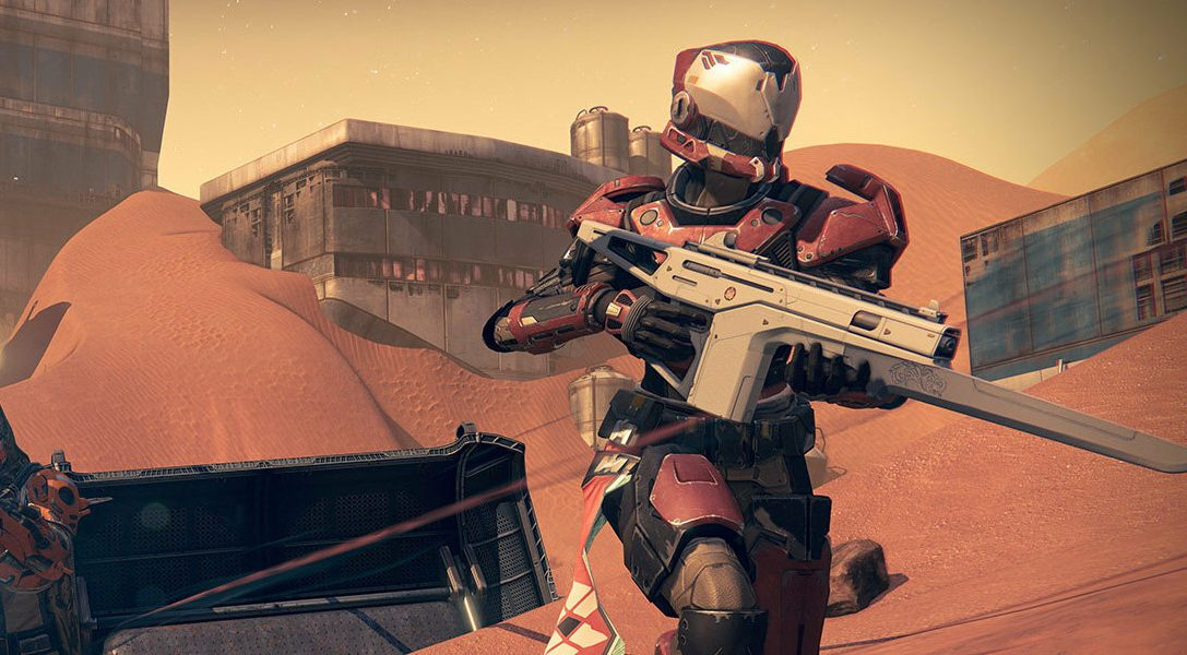 Destiny – L'esclusiva mission co-op per PlayStation Palazzo della Polvere in video