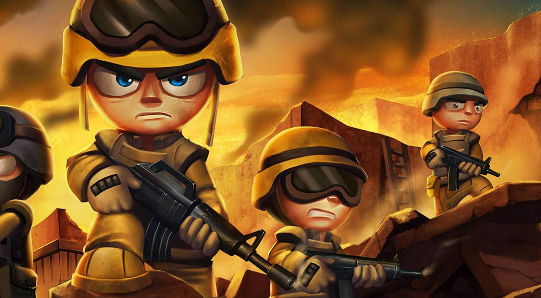 In arrivo il nuovo trailer di Tiny Troopers Joint Ops
