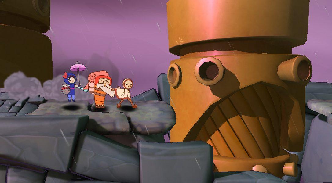 Annuncio di Shu, un'avventura disegnata a mano per PS4, PS3 e PS Vita
