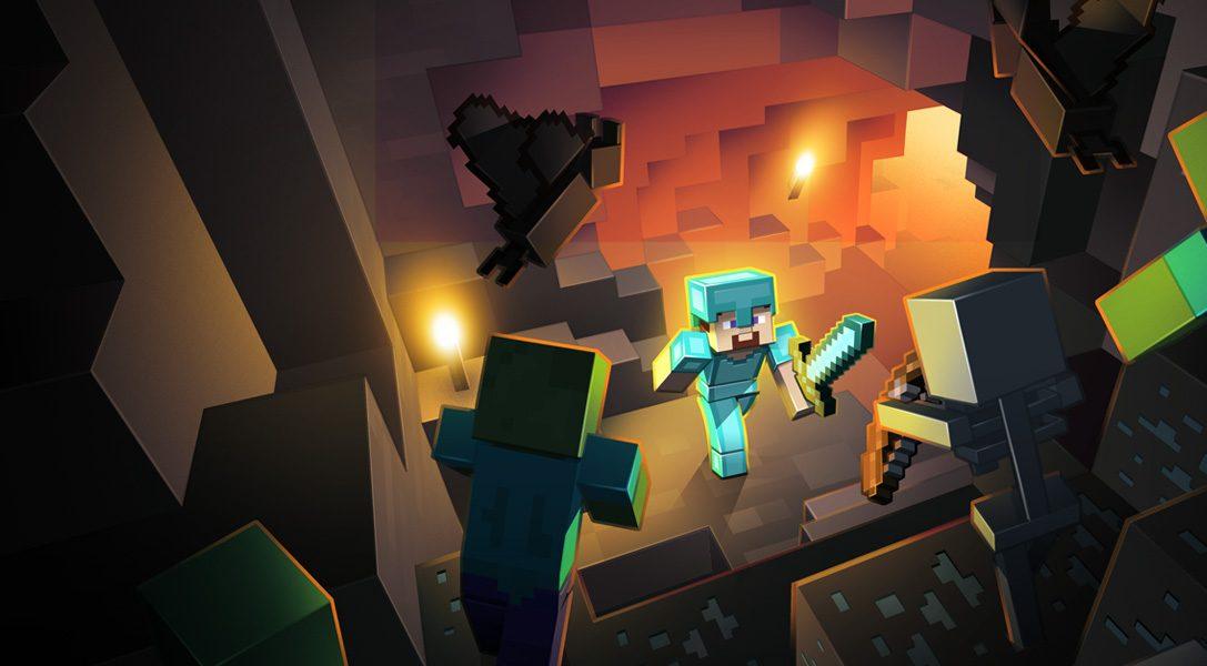 Minecraft PS4 Edition disponibile ora, con opzione per l'upgrade da PS3!