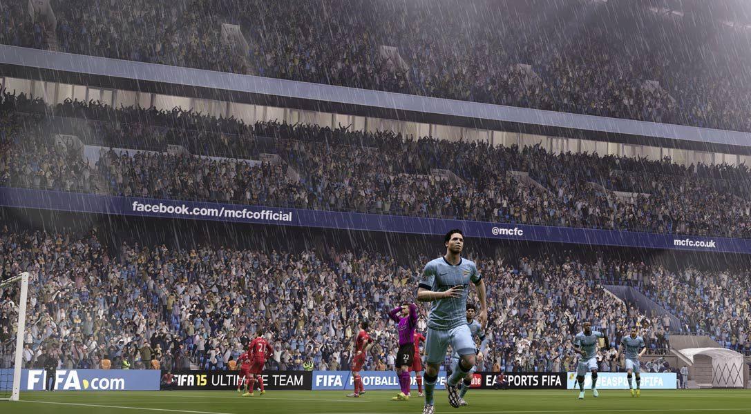 Aggiornamento PlayStation Store: FIFA 15, PES 2015 demo, Ar nosurge e altro
