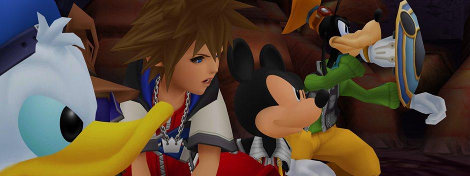 Kingdom Hearts HD 2.5 Remix – Il nuovo trailer