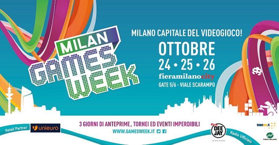 Games Week 2014 – Stiamo arrivando!