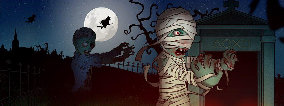 Le offerte di Halloween arrivano su PlayStation Store questa settimana