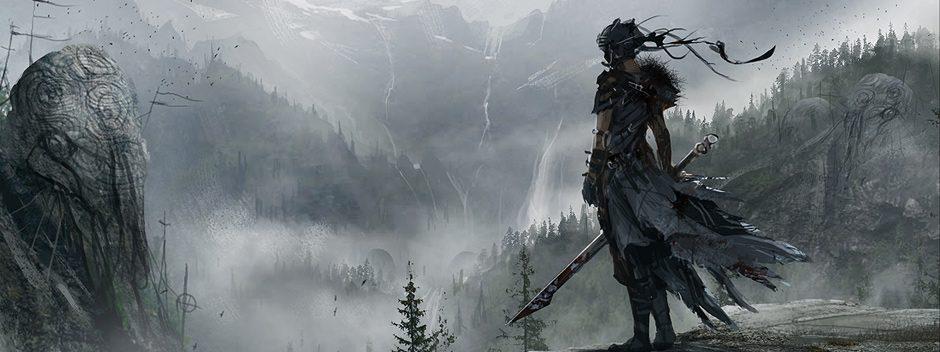 Il nuovo video di Hellblade offre un'anteprima del gioco d'azione per PS4
