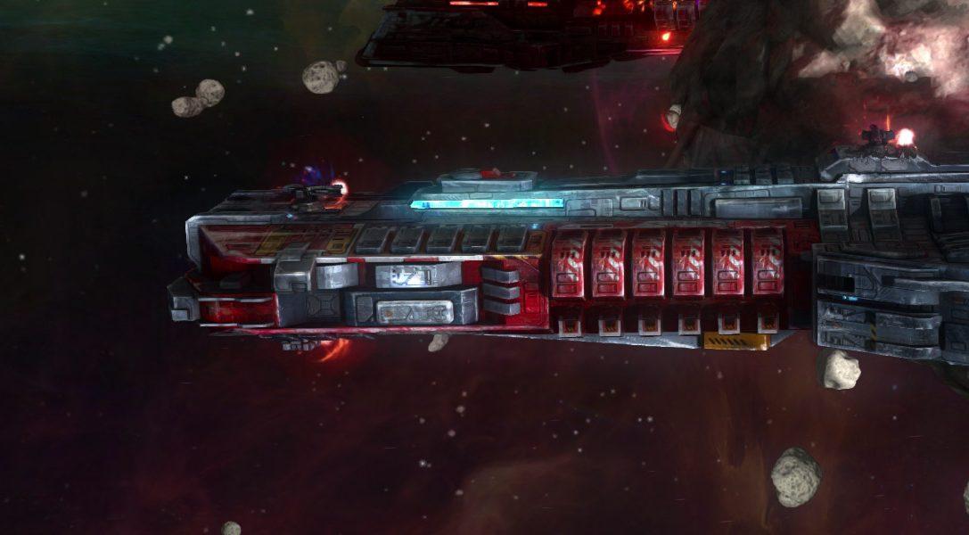 L'epico titolo di pirati spaziali Rebel Galaxy presto in arrivo su PS4