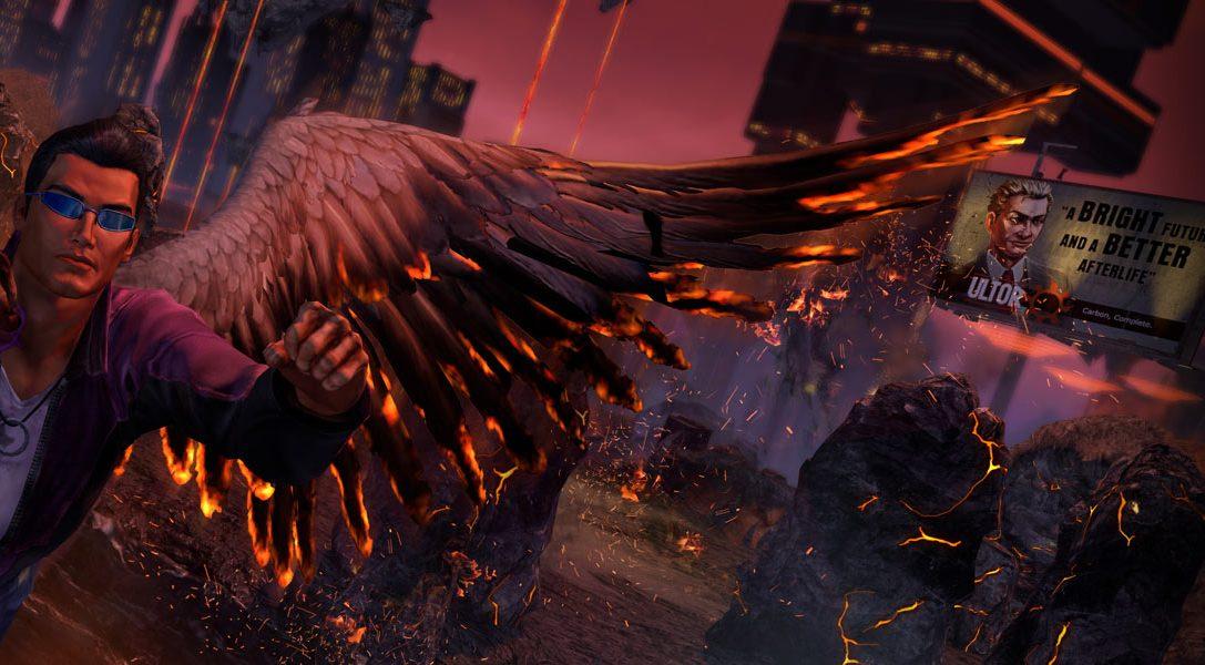 Le sette armi letali di Saints Row: Gat out of Hell