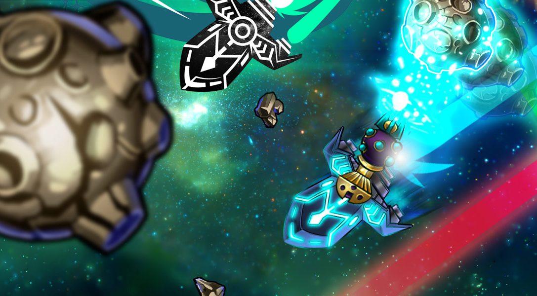 Lo sparatutto spaziale multigiocatore In Space We Brawl arriva la prossima settimana su PS4 e PS3