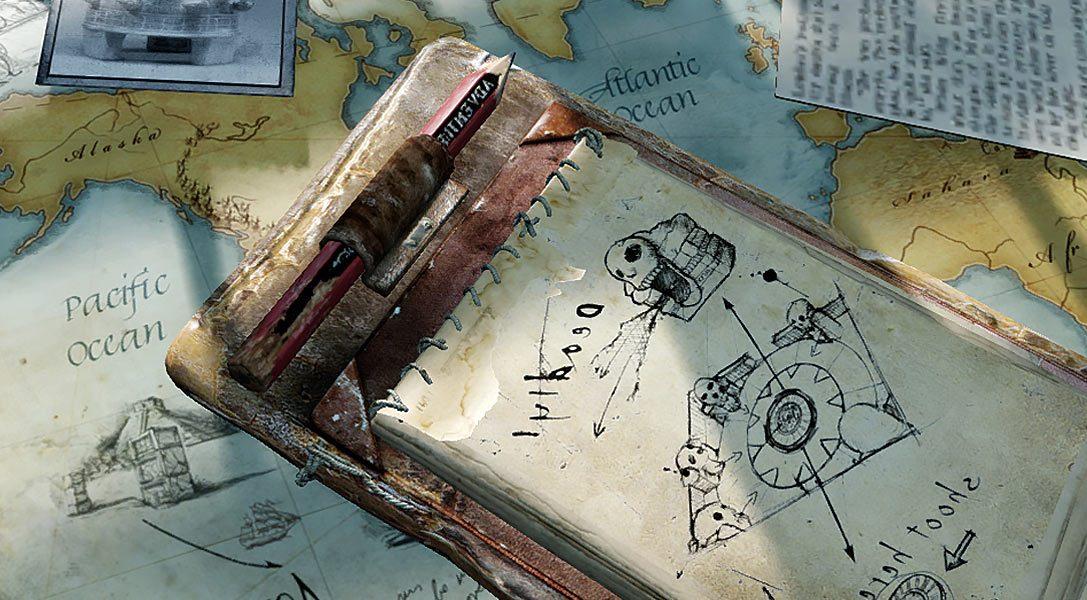 Lo sparatutto in prima persona per PS3 Deadfall Adventures: Heart of Atlantis si prepara al lancio di ottobre