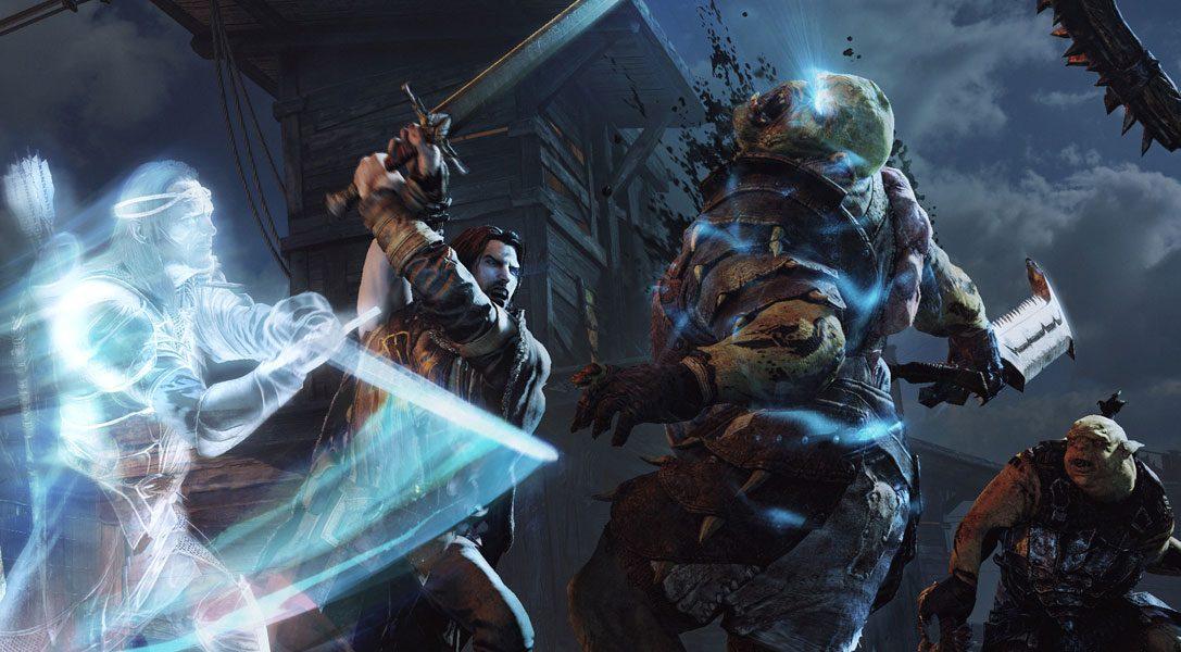 La Terra di Mezzo: L'Ombra di Mordor arriva su PS4, date un'occhiata al trailer di lancio