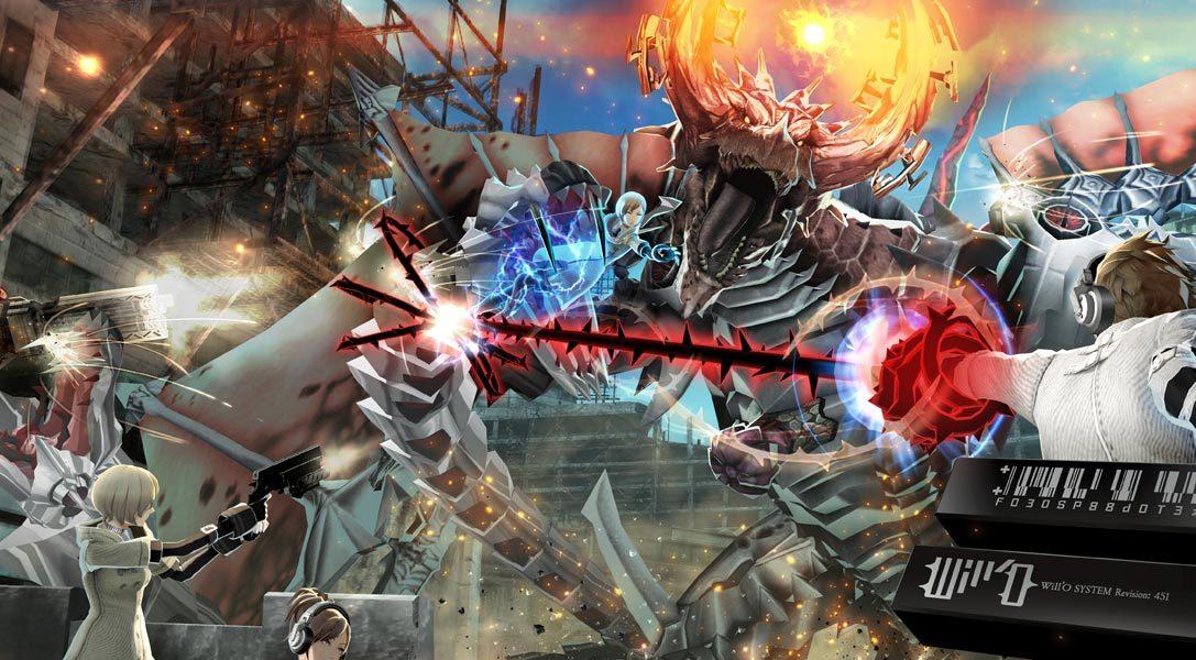 Freedom Wars arriva domani su PS Vita. Ecco il trailer!