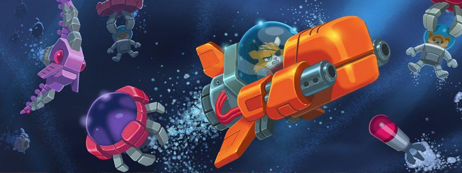 Aqua Kitty – Milk Mine Defender DX prossimamente su PS4 e PS Vita