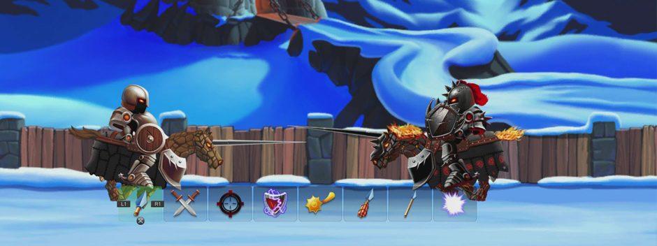 Shake Spears! arriva questa settimana su PS3 e PS Vita