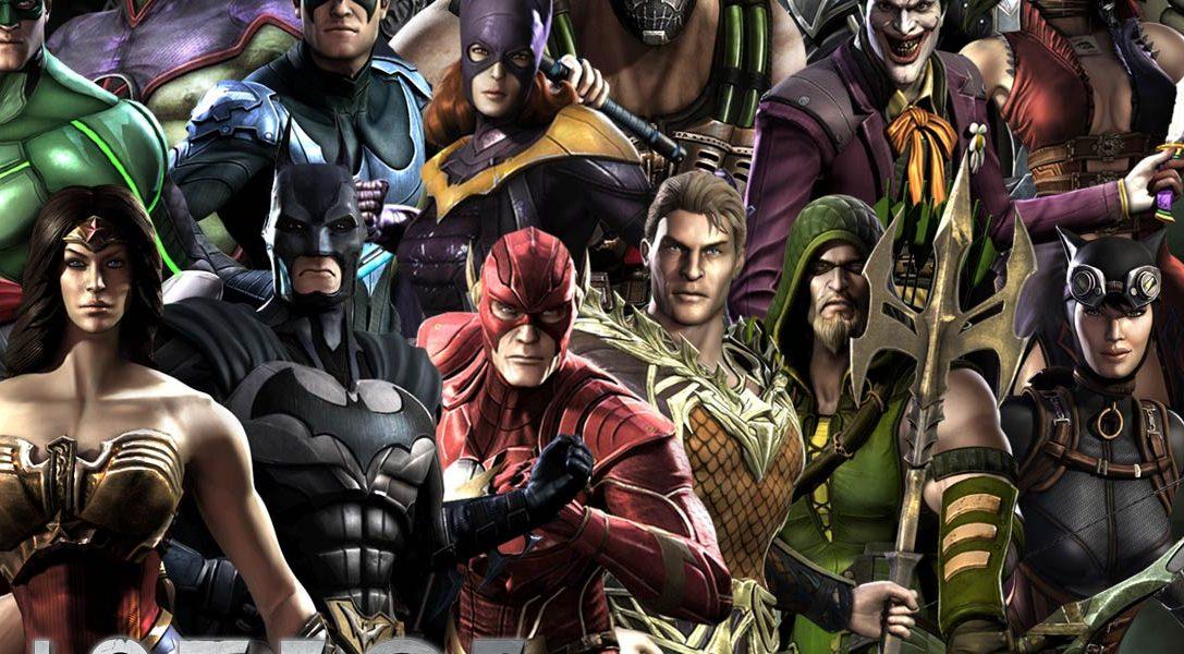 PlayStation Plus di dicembre: Injustice: Gods Among Us, Hitman, Deadly Premonition e non solo