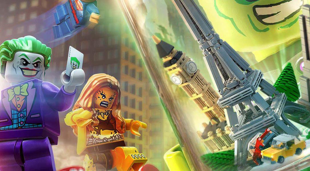 Aggiornamento PlayStation Store: LEGO Batman 3, PES 2015, Assassin's Creed e altro