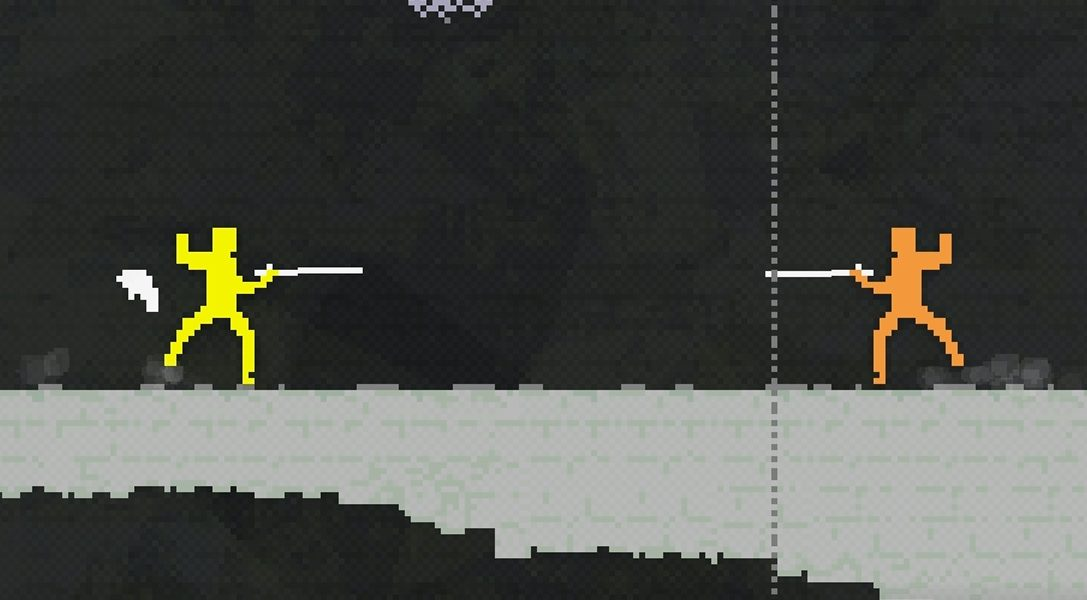 Nidhogg approda oggi su PS4 e PS Vita