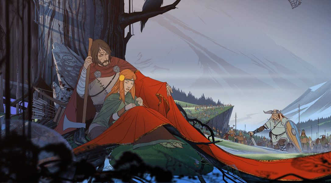 The Banner Saga, Armikrog, Kyn e Toren confermati per PS4