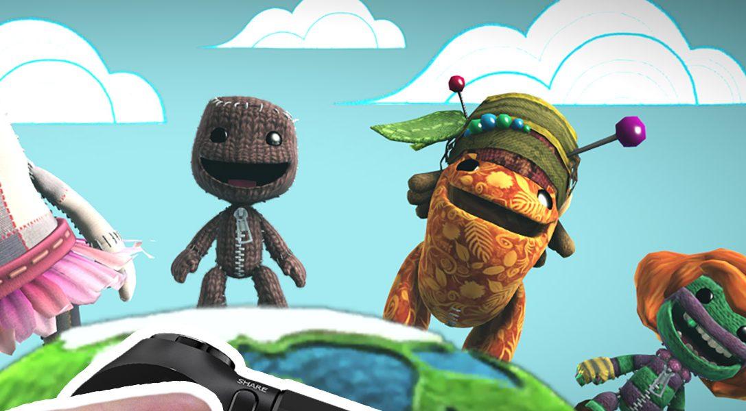 Come trascorrere la prima settimana di gioco in LittleBigPlanet 3