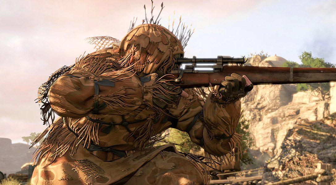 Nuovi contenuti gratis per Sniper Elite 3 da domani
