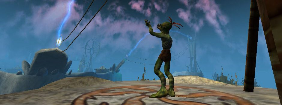 Oddworld: Munch's Oddysee HD è in arrivo questa settimana su PS Vita