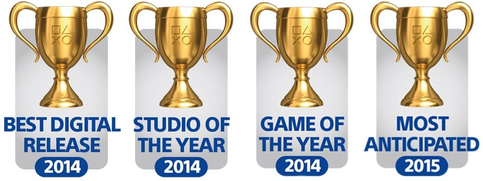 PlayStation Blog 2014 Game of the Year Awards – Ecco i vincitori