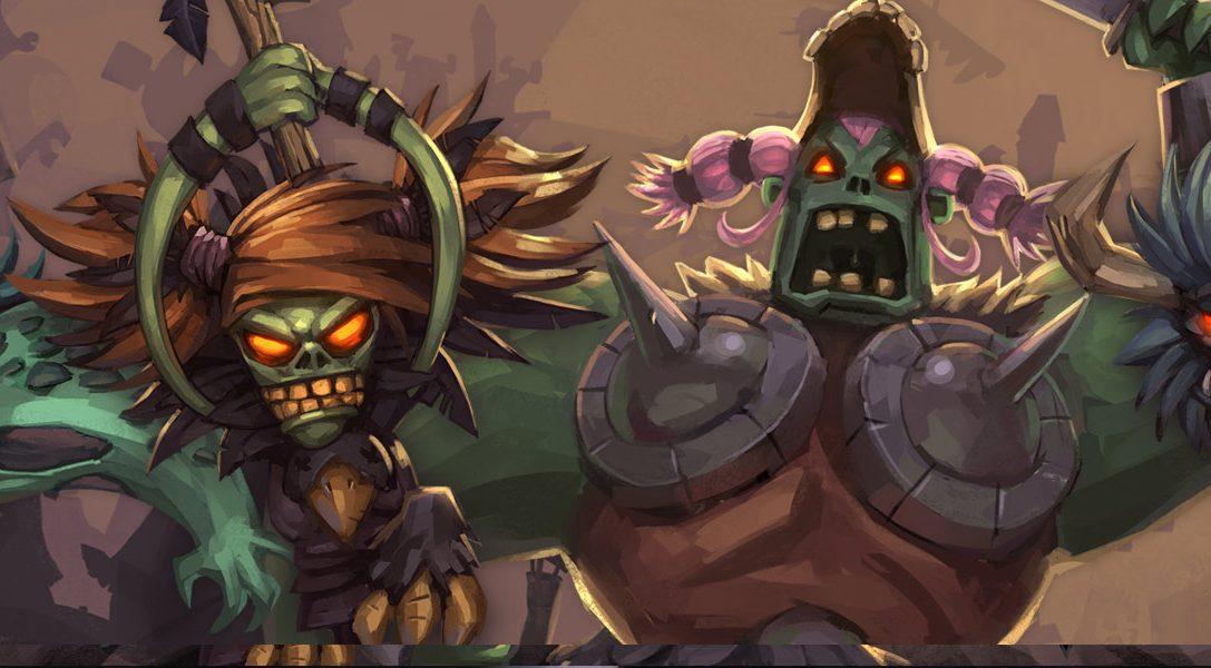 """Il pazzesco """"story brawler"""" Zombie Vikings svelato per PS4"""