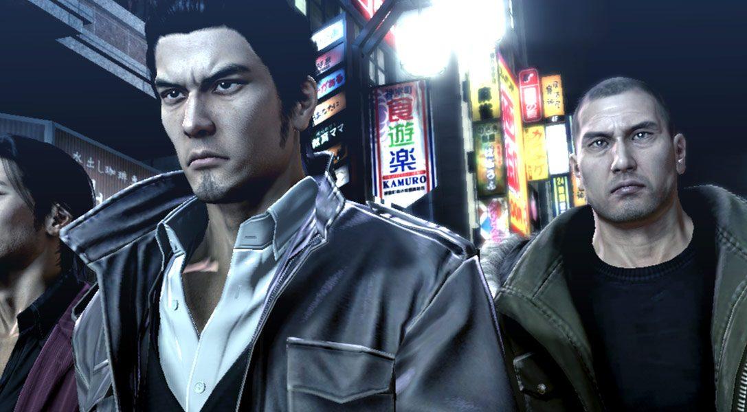 Yakuza 5 arriverà in Europa nel 2015