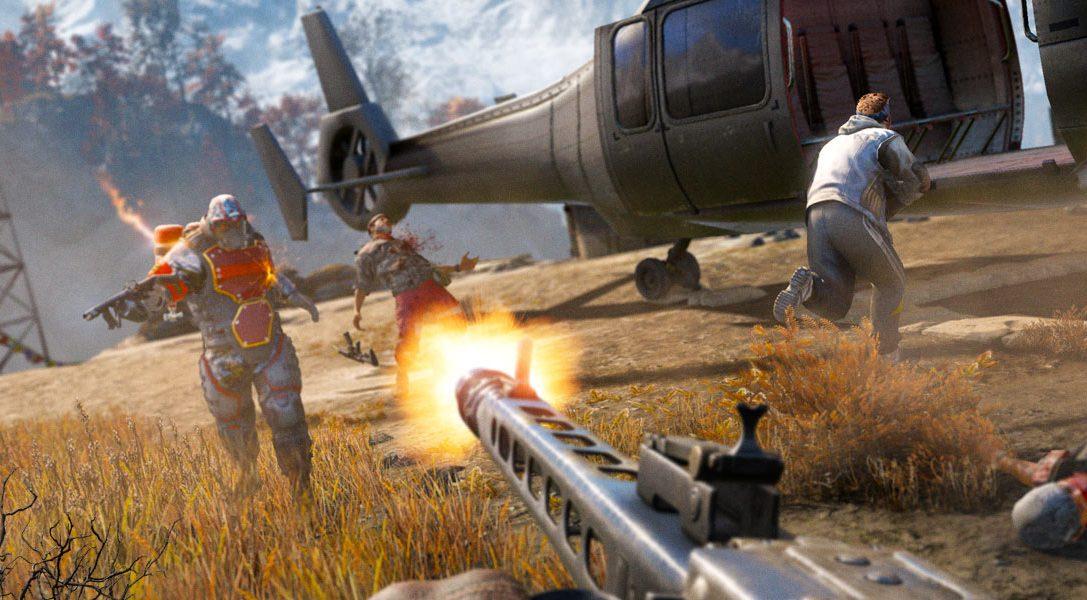 Aggiornamento PlayStation Store: Far Cry 4 DLC, Joe Danger 2, Atelier Ayesha Plus e altro
