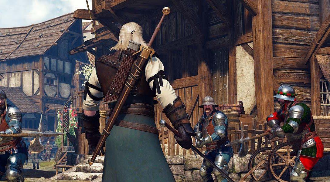 Esploriamo il mondo oscuro e violento di The Witcher 3: Wild Hunt su PS4