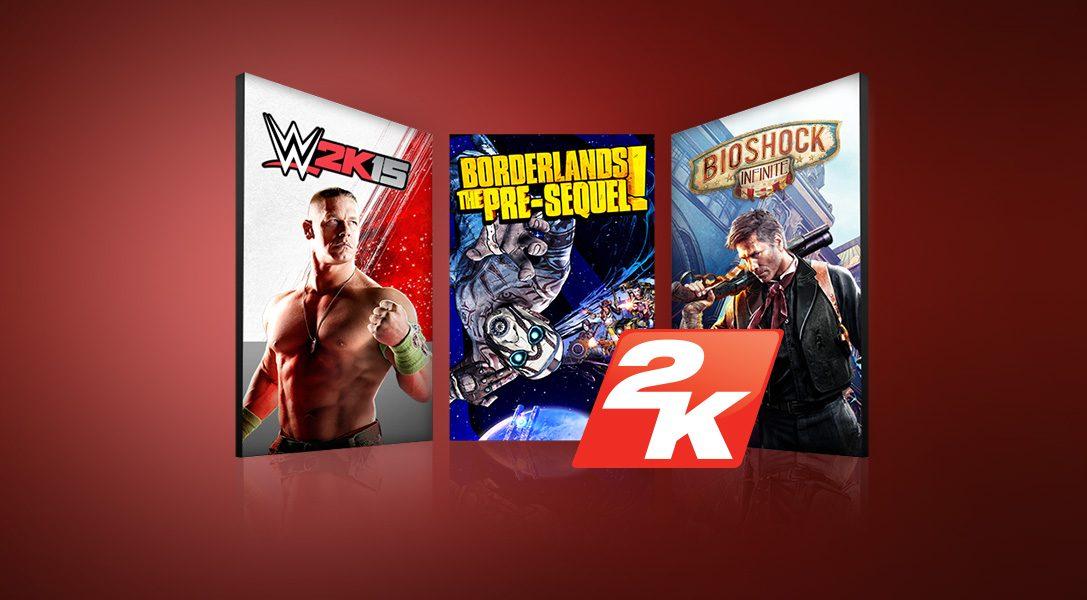 I saldi del PlayStation Store di questa settimana: 2K Games, indie e altro