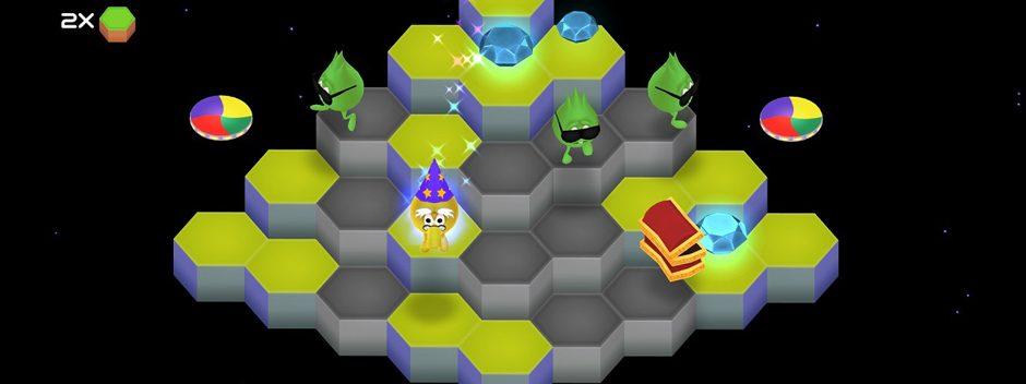 Il classico arcade Q*Bert torna su PS4, PS3 e PS Vita