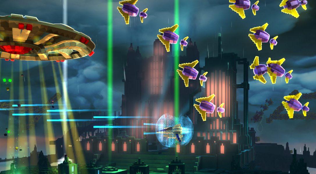 Resogun Defenders esplode su PlayStation 4 il 18 di febbraio