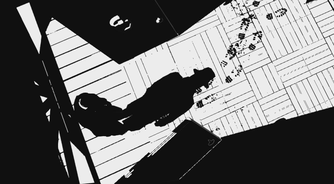 Il survival horror in stile rétro, White Night, svelato per PS4