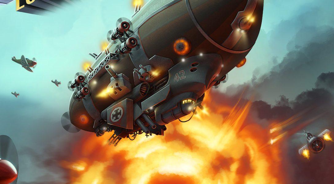 Lo sparatutto in stile retrò Aces of the Luftwaffe arriva su PS4 la prossima settimana