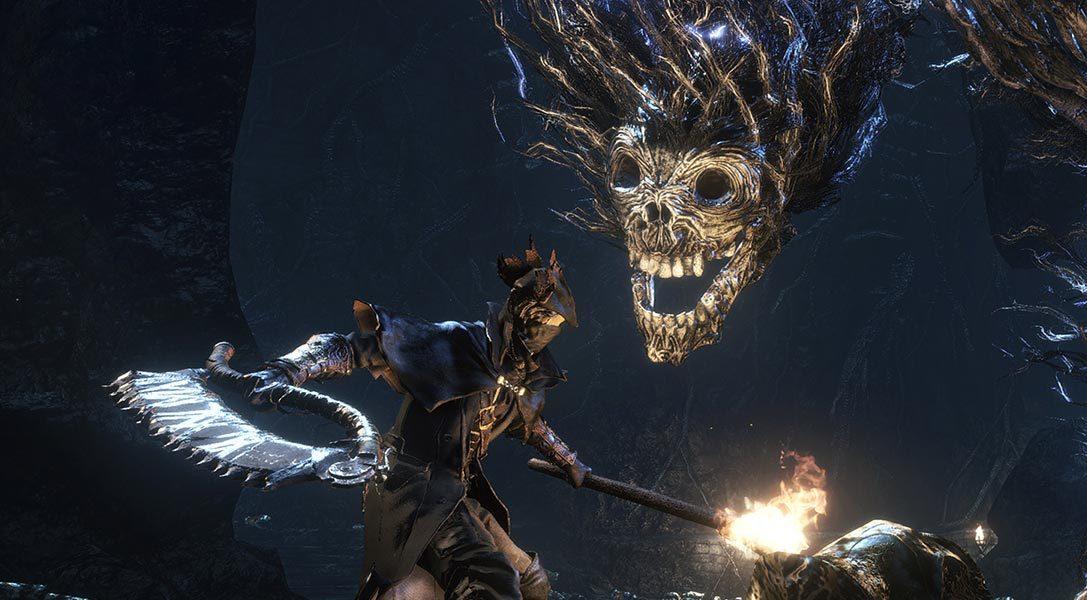 Un nuovo video di Bloodborne mostra la bossfight con la Belva oscura