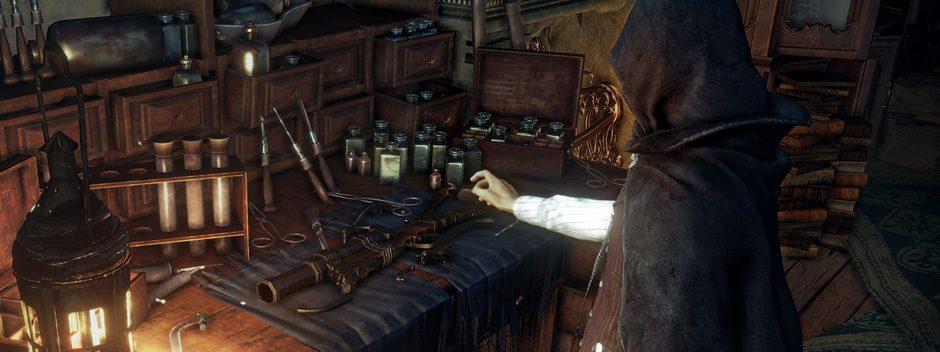Bloodborne: le funzioni di personalizzazione spiegate nel dettaglio