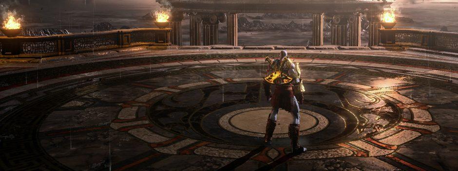 God of War III Remastered arriverà su PS4 a luglio