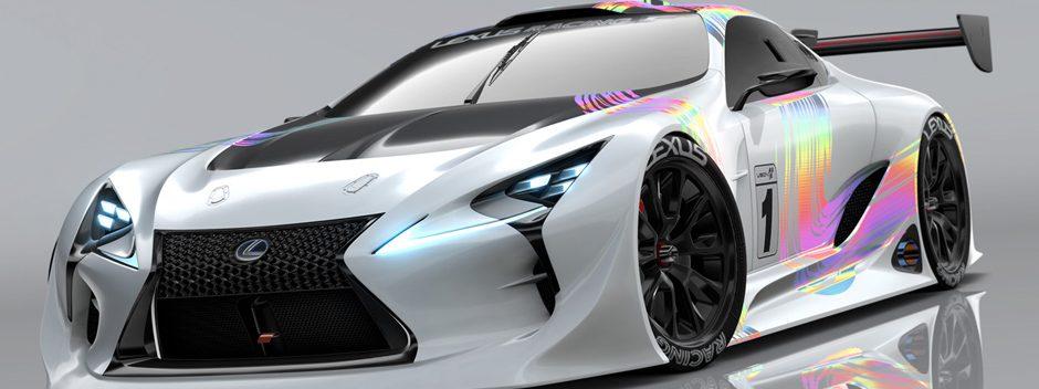 L'aggiornamento di oggi di Gran Turismo 6 aggiunge tre nuove auto Vision GT.