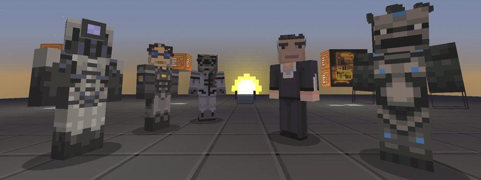 Nuovi DLC di Minecraft in arrivo su PS3, PS4 e PS Vita questa settimana